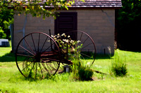 Old Farm Tools